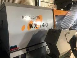 Used Injection Molding Machine Kawaguchi (180-Ton).Mfrs2001-7