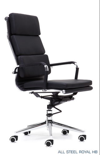 Office All Steel Royal Hb Chairs Task Chair Office Desk Chair Corporate Chairs Modern Office Chair Office Chairs And Desks In Sakinaka Mumbai Exclusiff Seating Systems Id 20355414488