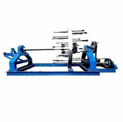 GEW Semi Automatic Twisting Machine