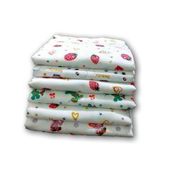 Cotton Colors Berry And Cartoon Printed Bath Towels