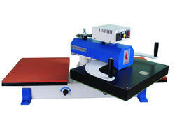 Dual Bed Pneumatic Heat Transfer Machine