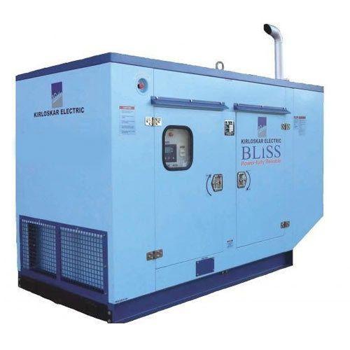Semi Automatic 63 Kva Kirloskar Silent Diesel Generator Set Id 14165263991