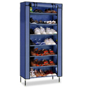 Multipurpose Shelf Shoe Storage With 7 Layer Shoe Stand Rack