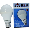 Cool White Aluminum Led Bulb 9w Ngm Led Bulb, 3500-4100 K, 5000-6500 K, For Home