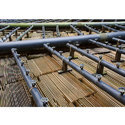 Induced Draft Type Wooden Chemical Treated Fills Cooling Tower, Temperature : 52 Deg Celsius