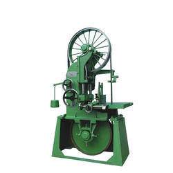 Vertical Wood Cutting Bandsaw Machine