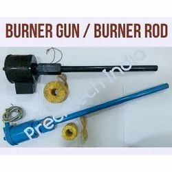 Burner Gun, Voltage: 230 V