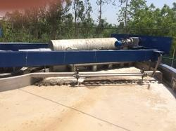 DAF Clarifier for Sewage Treatment