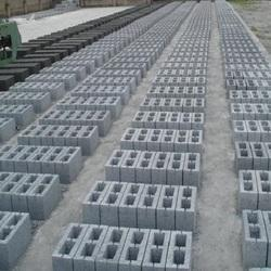 Rectangular Grey Hollow Block, Size (Inches): 200*200*400 Inches