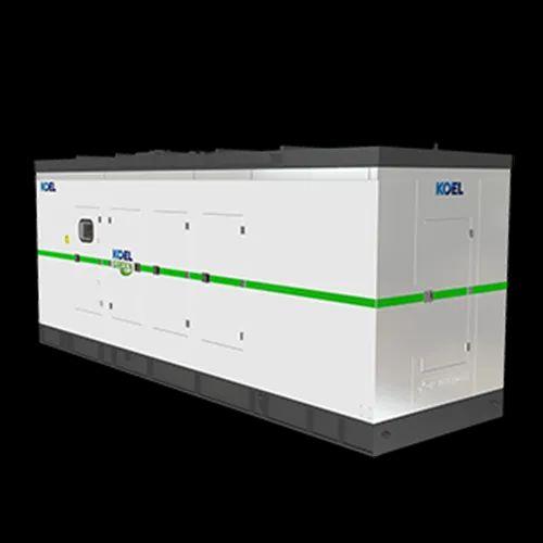 625 KVA Kirloskar Diesel Generator KG1-625WS