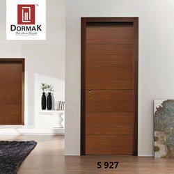 Dormak Wood S-927 Designer Laminated Door, Features: Merino Mica