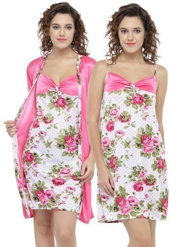 Product Image. Women Midi Nighty With Robe c02aaa0b2