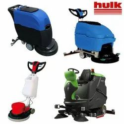 HULK Auto Scrubber Drier, For Cleaning