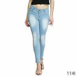 Vaibhav Lakshmi Collection Casual Women's Jeans