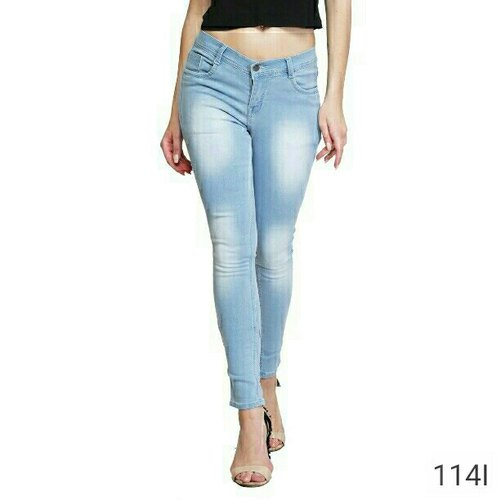 Vaibhav Lakshmi Collection Casual Women' s Jeans