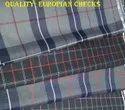Checks Uniform Suiting Fabric