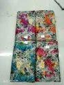 Multi Color Rayon Printed Fabric