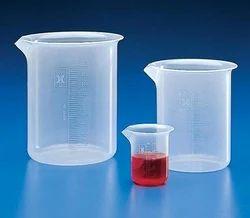 Lab Plastic Beaker