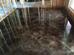 Decorative Concrete Flooring Service