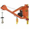 Scaffold Adjustable Arm Hoist, Load Capacity: 1-3 Ton