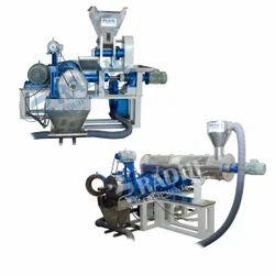 Fryums Snack Extruder Machine, Capacity: 250kg/hr