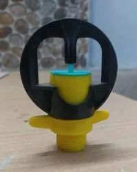 Cruze Pop Style Micro Sprinkler Nozzle, For Agricultural, Flow Rate: 200 Lph