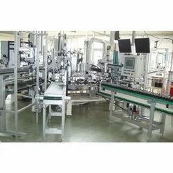 GM Mild Steel Automatic Assembly Line Machine