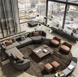 Pent House Designing Services