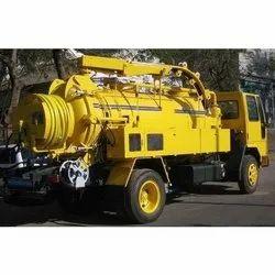 MS Sewer Jetting Machine
