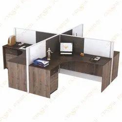 Office Cubicle  - Modular Workstation (Quantum Cubical Workstation)