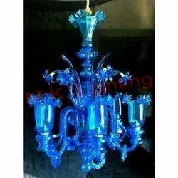 Glass Chandeliers Light