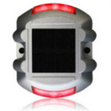Solar Powered Light With 6 Red LED