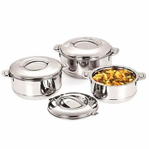 Superline SS Hot Pots for Home