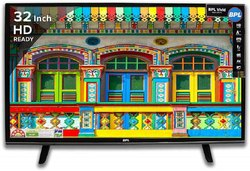 Bpl 80 Cm (32 Inches) Hd Ready Led Tv T32bh3a (black) B071ctx49p