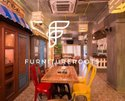Canteen Furniture - Stylish Cafeteria Tables and Chairs - FurnitureRoots