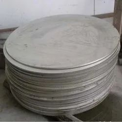 Stainless Steel 310 Plate Circles