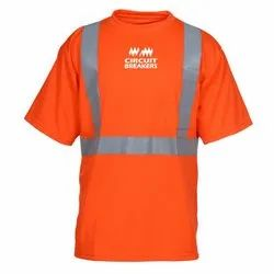 Warn Mat3070,Orange Reflective Safety Jacket