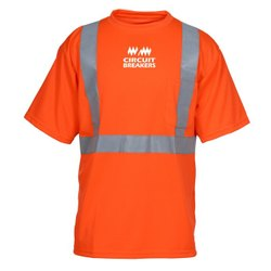 Warn Mat3070,Orange Reflective Safety Jacket