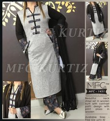 Mfc 1451 Woolen Kurti