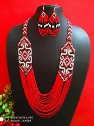 Jeco Seed Beads Jewellery, Size: Free