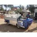 Platform Mini Electric Truck