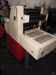 Hamada 612 Mini Offset Printing Machine