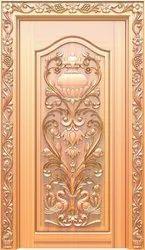 Plywood Termite Proof 3D Doors