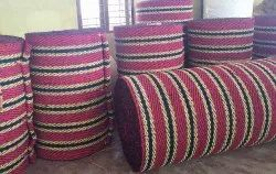 Semi Power Loom Coir Matting, Packaging Type: Roll, Size: 60 cm x 50m