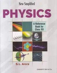 English S L Arora Physics Class 12