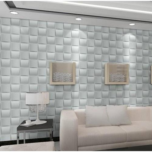 Pvc 3d Wall Panel For Walls Rs 379, Wall Panels For Living Room India