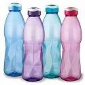 Colored Plastic Water Bottle