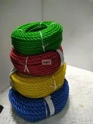 Twisted Multicolored Ropes