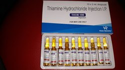 Thiamine Hydrochloride Injection