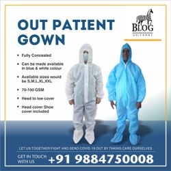 Surgical/Outpatient/Disposable Gown